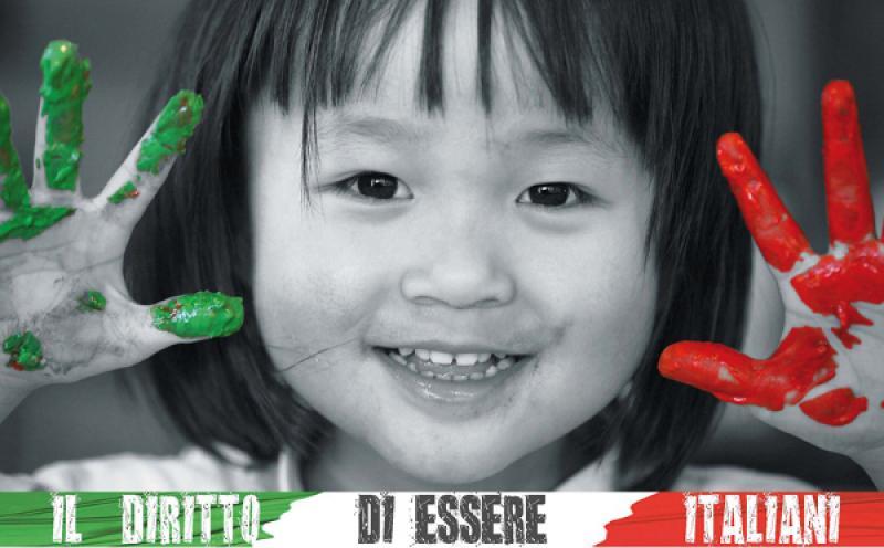 Risultati immagini per ragazzi stranieri che hanno acquisito la cittadinanza italiana ?