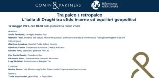 Convegno L'Italia di Draghi